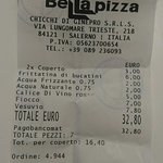 Photo of Lucignolo BellaPizza Salerno