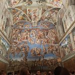 Sixtinische Kapelle Foto