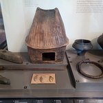 Ancient Danish hut