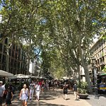 Photo of Las Ramblas
