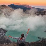 Ijen Volcano Trek - A MUST DO WHEN IN JAVA!