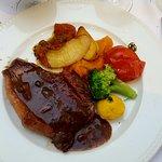 Steak -medium