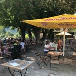 Foto de Biergarten Schwanengarten