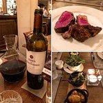 Hervorragende Küche und Weine im Little London!