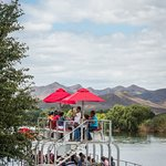 A popular boat cruise at one of our destination stops. Viljoensdrift