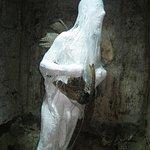 statue de la crypte