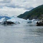 Bilde fra Knik Glacier Tours