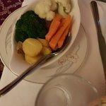 Photo of garth restaurant in the garth hotel
