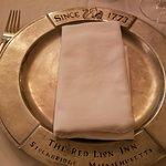 Foto di Red Lion Inn Dining Room
