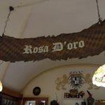 Foto de Ristorante Rosa D'Oro