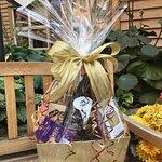 Wedding Celebration Gift Basket