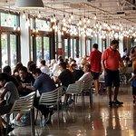 Indoor Food Court