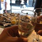 Deliciously amazing Irish oysters.