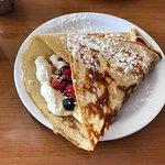 Foto de Crepe Cafe