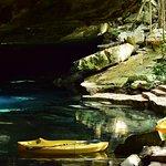 Cenote semi abierto