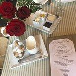 Foto van The Huntington Rose Garden Tea Room