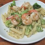 Shrimp Ziti Broccoli