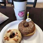Hot Coffee w/Elvis Presley & Malted Milkshake
