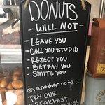 Great Signage!