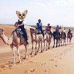 Ride to the desert