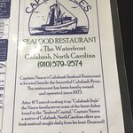 Foto de Captain Nance's Seafood