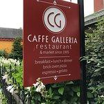 Foto van Caffe Galleria