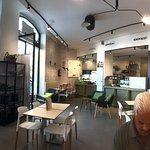 Barcelona cafe Papino