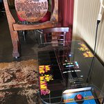 Ms. Pac-Man table!