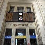 Фотография Центральный вокзал Милана