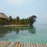 Caye (don't remember the name)