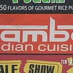 Tamba Indian Cuisine & Lounge Foto