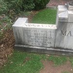 Margaret Mitchell's resting place along with her family