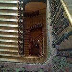 Escadas em espiral,