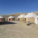 Aral sea Yurt