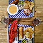 Photo of New England Lobster Market & Eatery