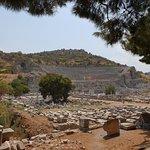 고대도시 에페소스의 사진