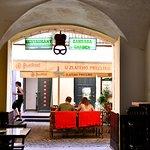 Fotografie: Restaurace U zlatého preclíku