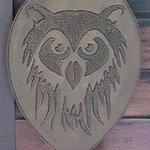 Lukimbi logo a mythical creature