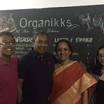Organikks with Family