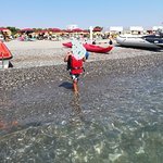 Swami Beach Photo