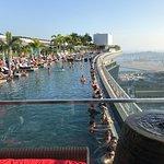 Photo de Marina Bay Sands Skypark