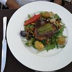 Les légumes croquants - EXCELLENT !