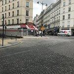 Terrasse Saint Lazare