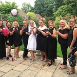 My Hen party group, all loved Cuba Revolution