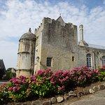 Le château de Creully .