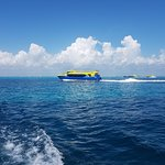 Φωτογραφία: Super Catamaran to Isla Mujures