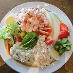 The Mellon Country Inn: The big breakfast!