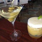 Cape Grille cocktails