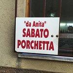 Foto van Trattoria Anita già della Moretta
