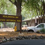 Kealakekua Bay State Historical Park Foto